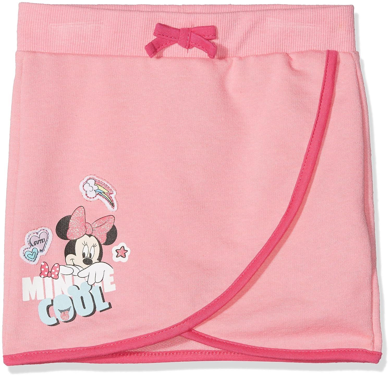 Minnie Pop and Patch Falda para Niñas: Amazon.es: Ropa y accesorios