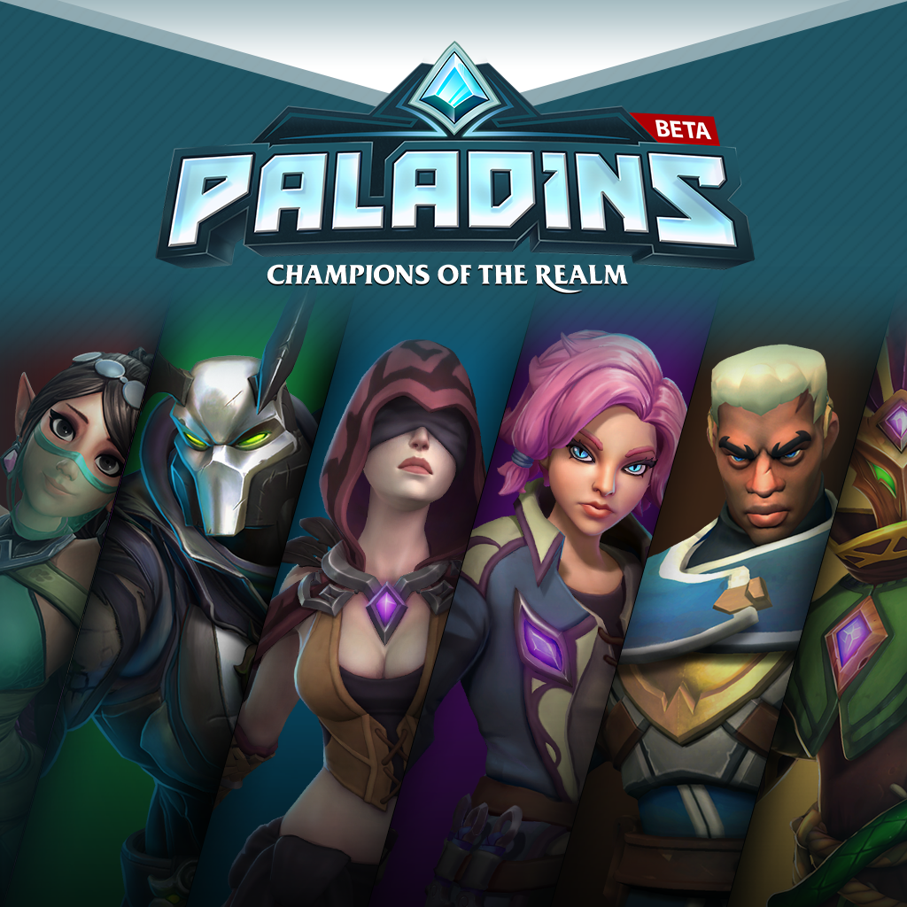 Amazon com: Paladins Founder's Pack [Online Game Code