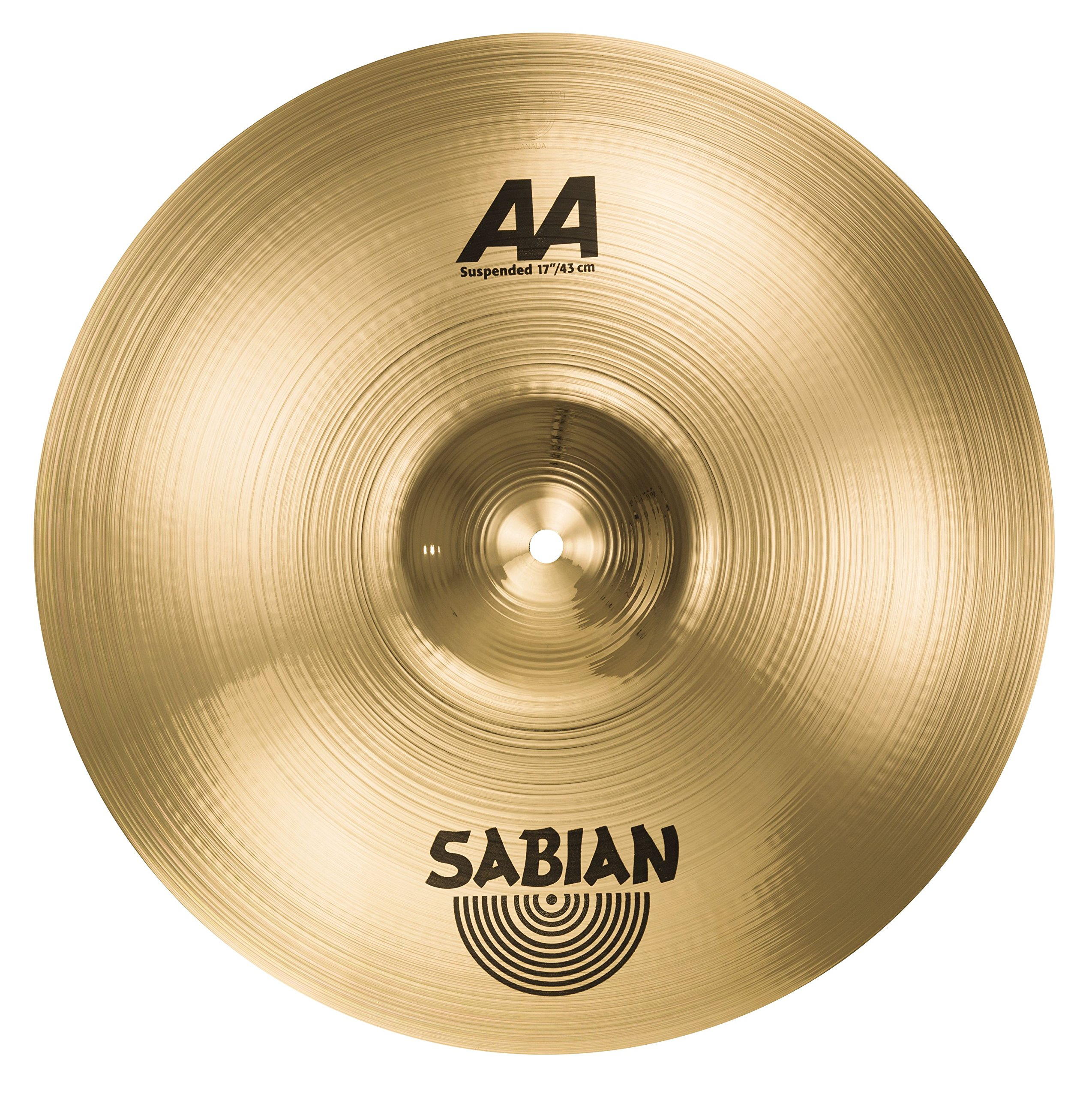 Sabian 17'' AA Suspended BR, inch (21723B) by Sabian