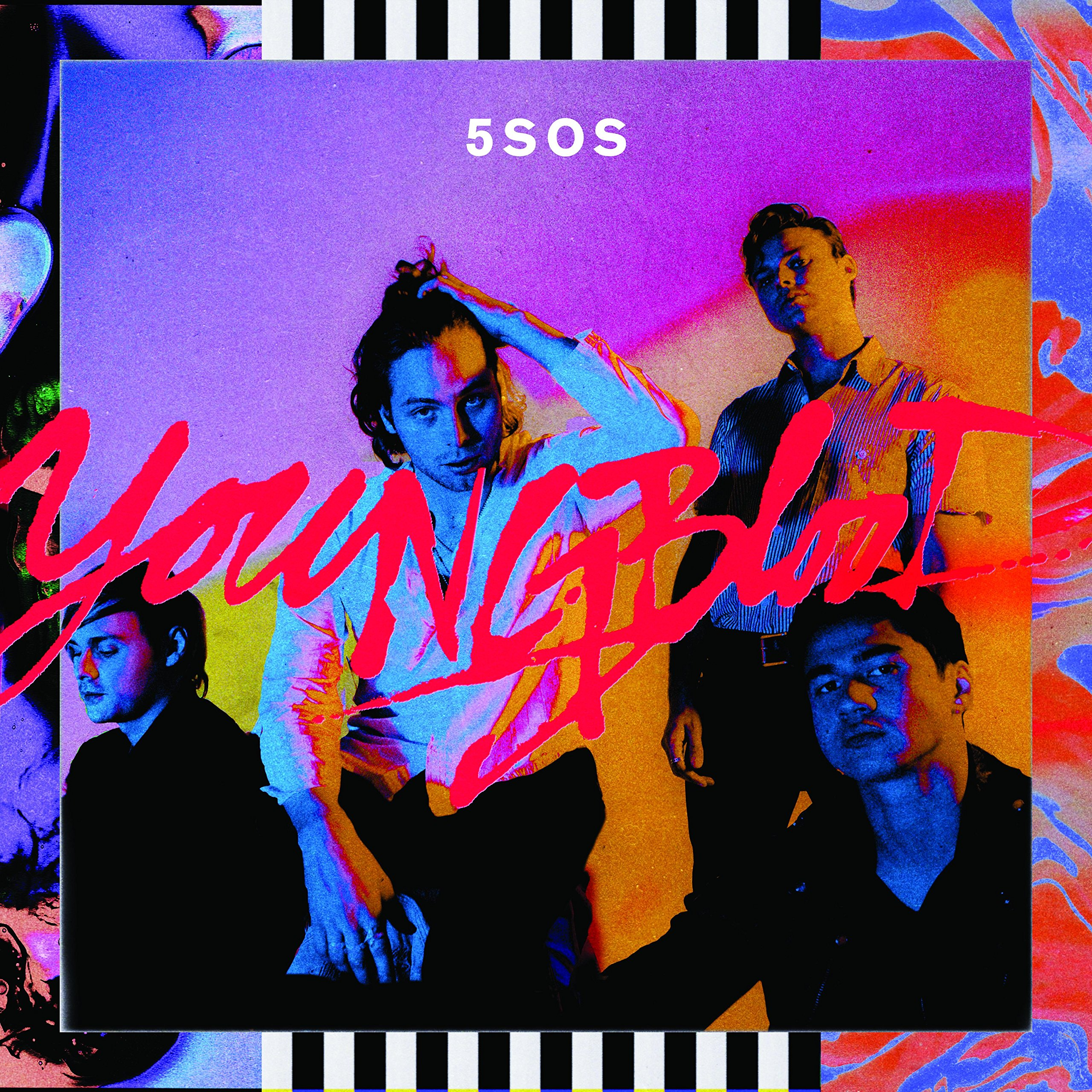 CD : 5 Seconds of Summer - Youngblood (Clean Version)