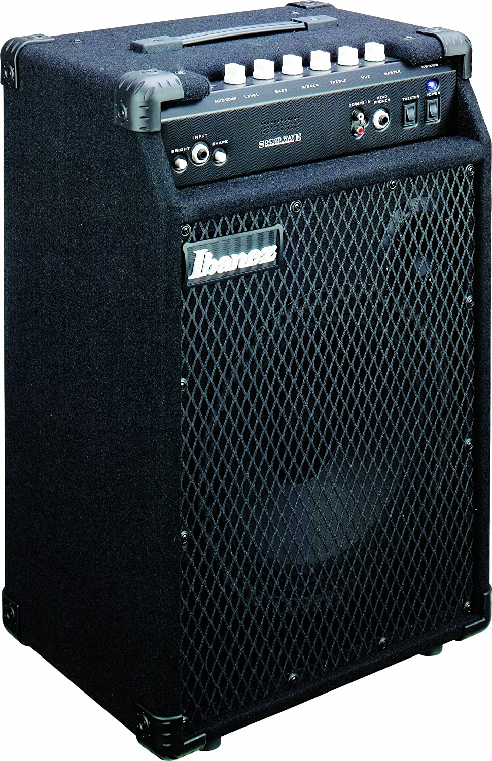 Ibanez swx65 Sound Wave Bass Amplificador combo 65 W: Amazon ...