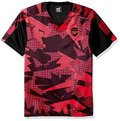 c137856503e Amazon.com  PUMA Men s Arsenal Fc Stadium Jersey ECL  PUMA  Clothing