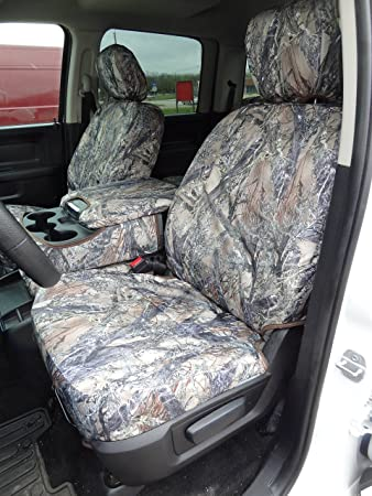FORD TRANSIT 2002 HEAVY DUTY GREY CAMO VAN SEAT COVERS