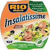 Rio Mare Insalata Patate E Fagioli, 160Gr