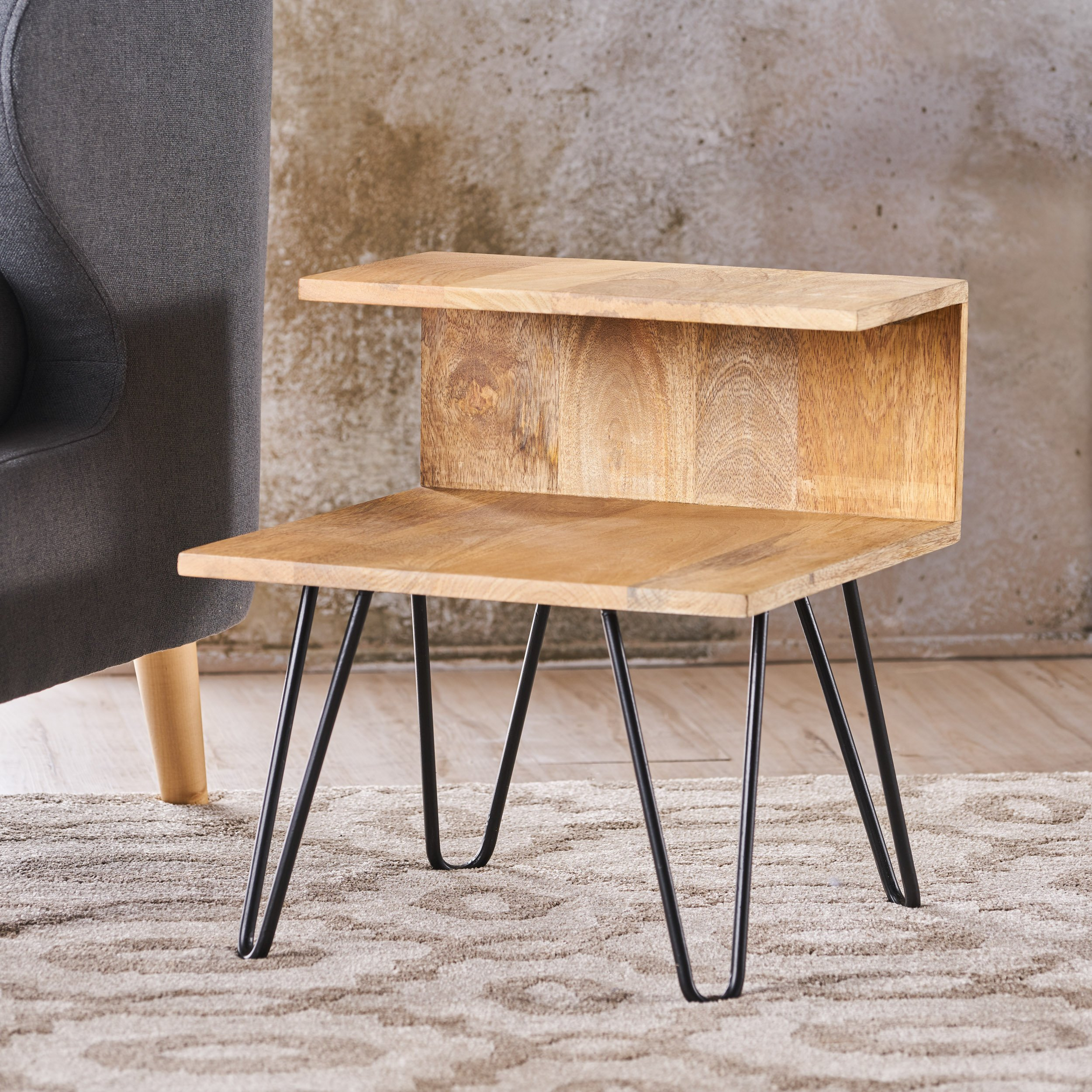 Top 3 Hairpin Legs Side Table and End Table Options Right Now