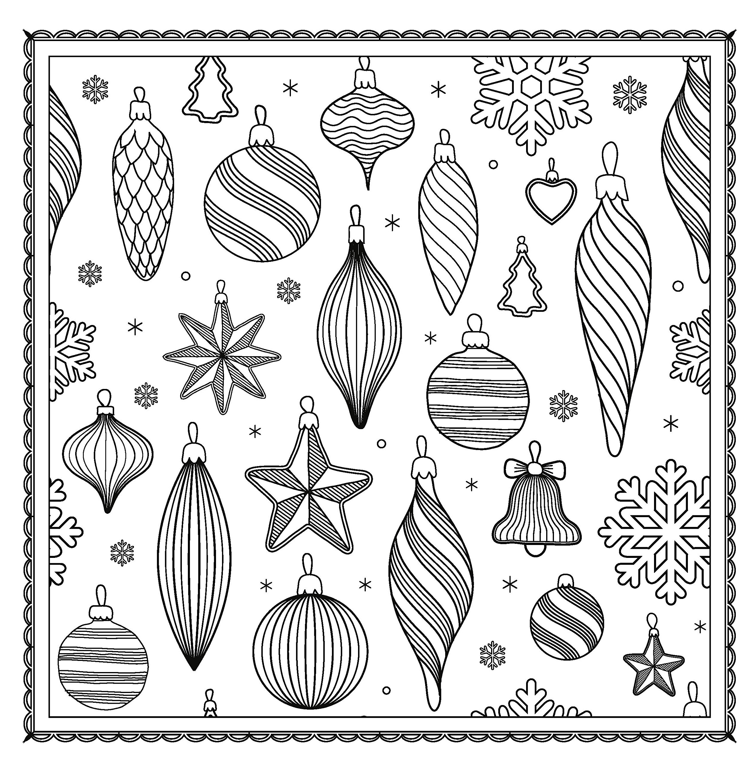 The coloring book project 2nd edition - Amazon Com Winter Magic Beautiful Holiday Patterns Coloring Book For Adults Color Magic 9781438007335 Arsedition Books