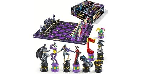Batman Dark Knight vs The Joker Chess Set only $44.90