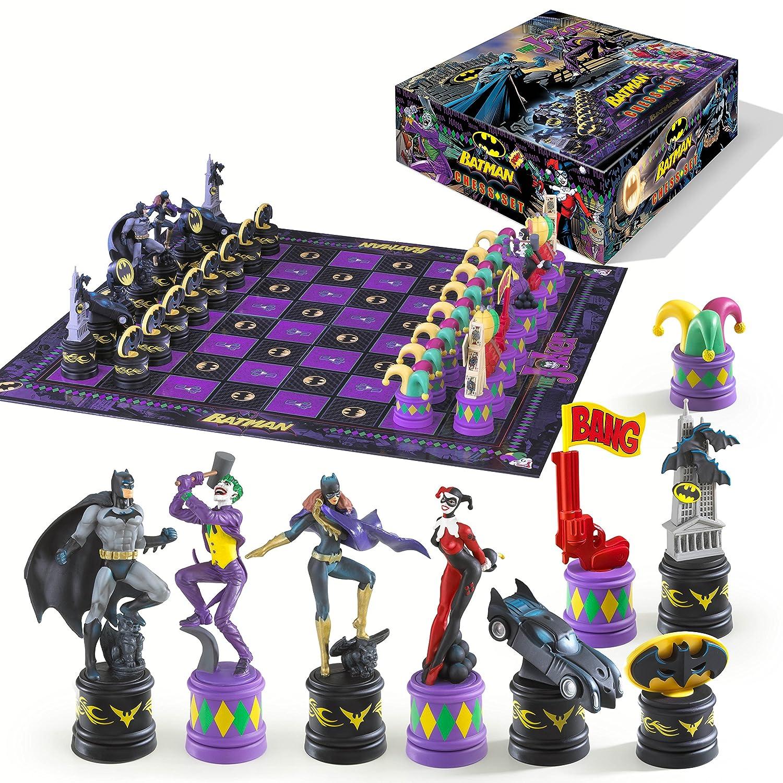 con 60% de descuento Batman 599386031 - - - Figura ajedrez Dark Knight  ahorrar en el despacho