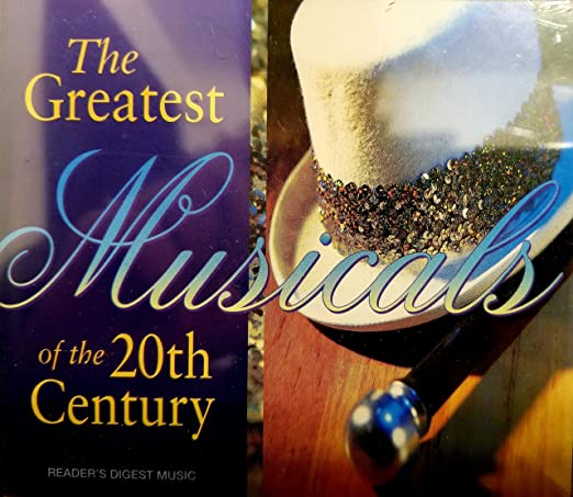 890eac983c9c5 Various Artists - The Greatest Musicals of the 20th Century (Box Set) -  Amazon.com Music