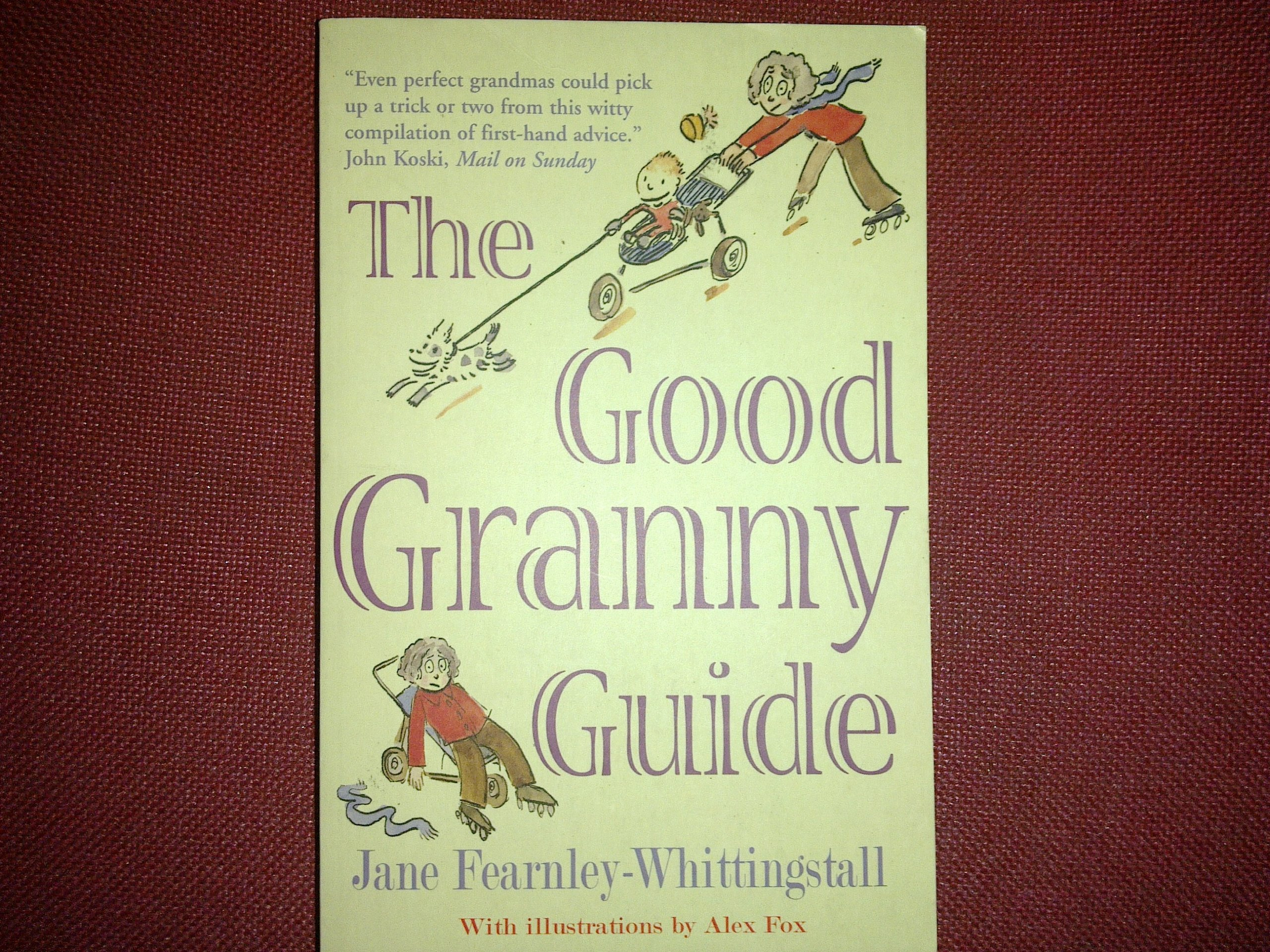 The Good Granny Guide: Or How to Be a Modern Grandmother by