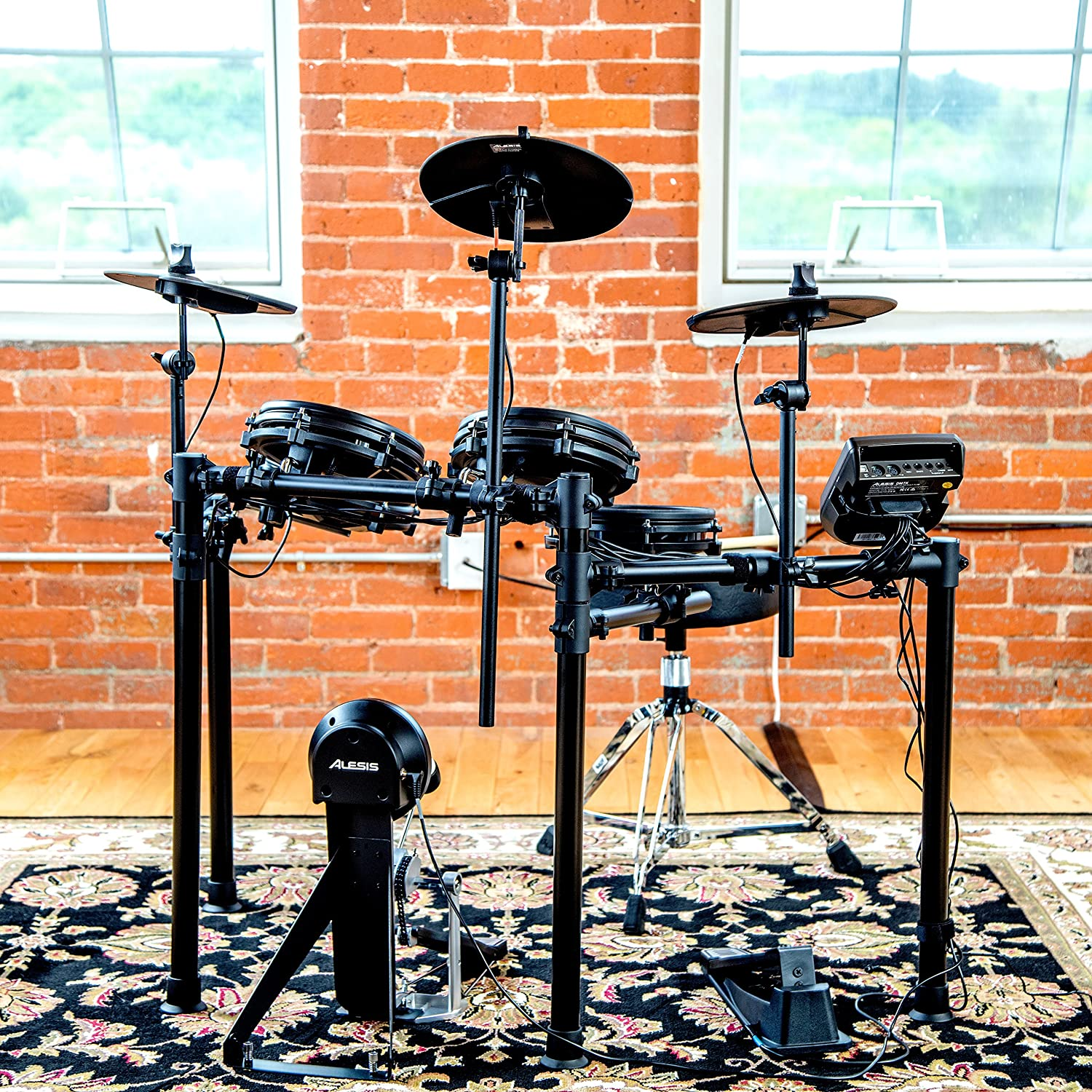 cheap electric drum set for beginners reviews best7reviews. Black Bedroom Furniture Sets. Home Design Ideas