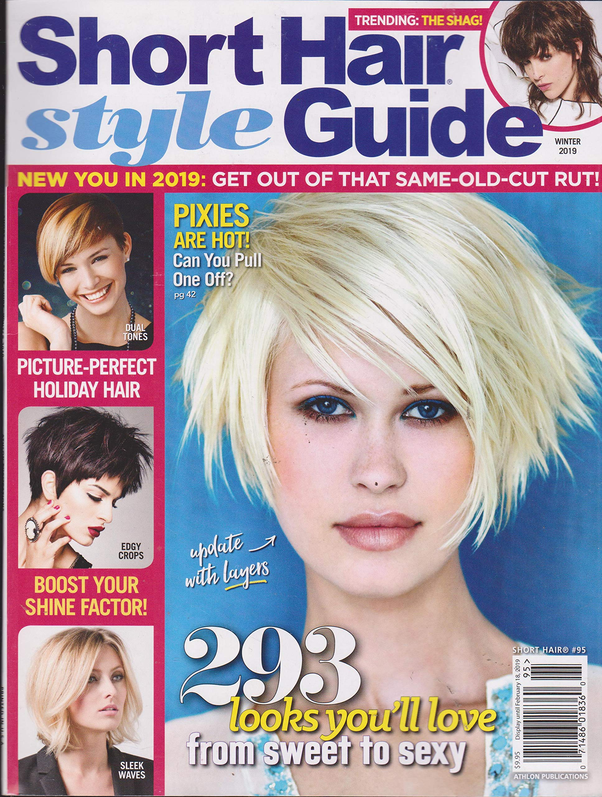 Short Hair Style Guide Magazine Winter 3: Amazon.com: Books