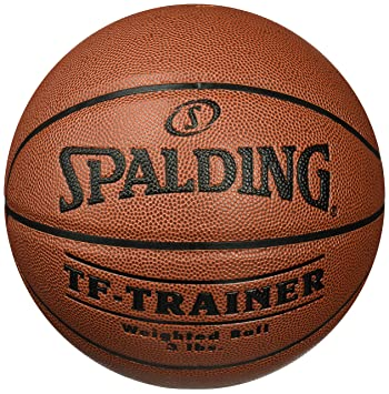 Spalding NBA 3 lb Trainer Weighted Basketball