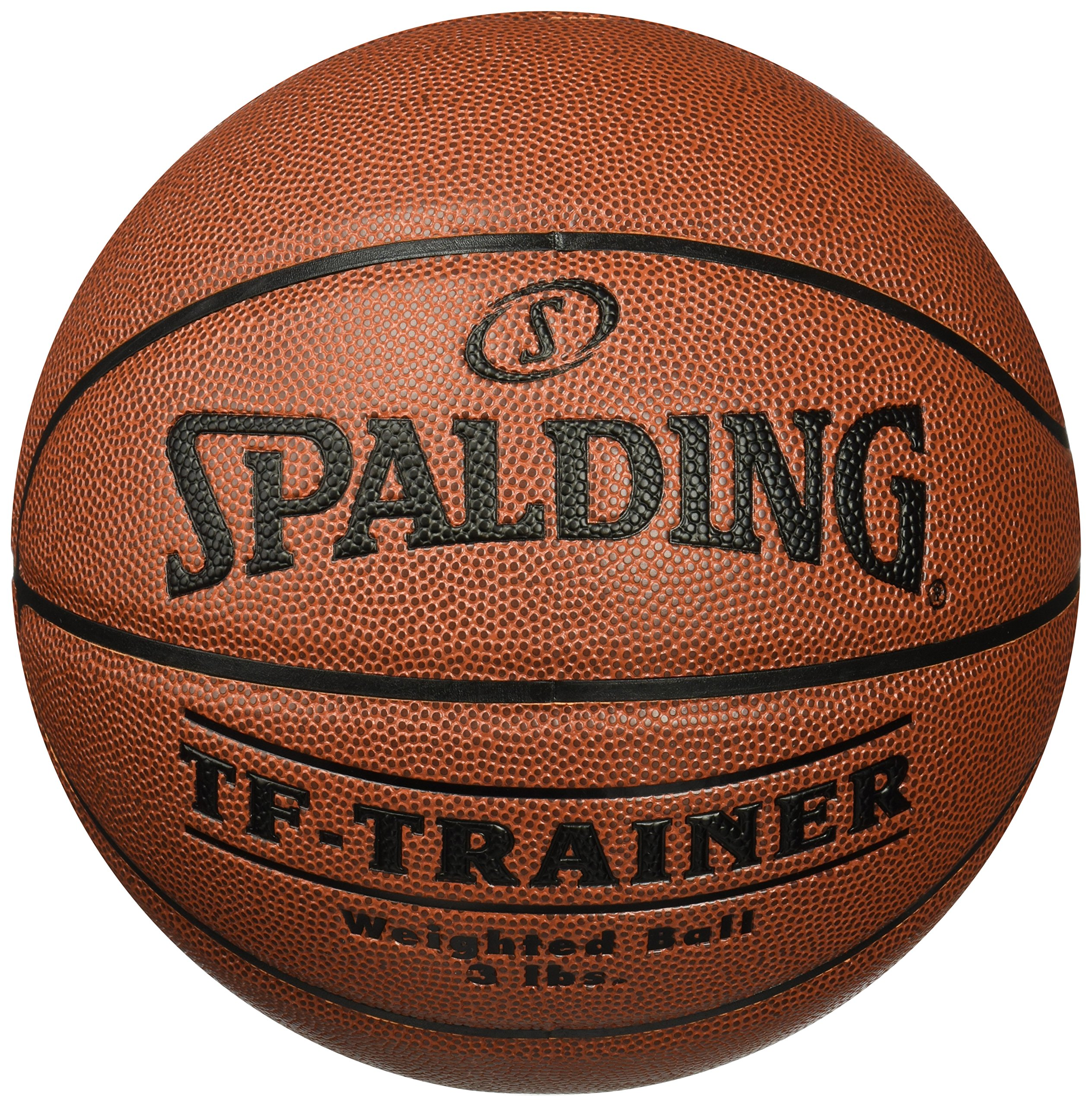 Spalding TF-Trainer Weighted Trainer Ball - 3lbs by Spalding