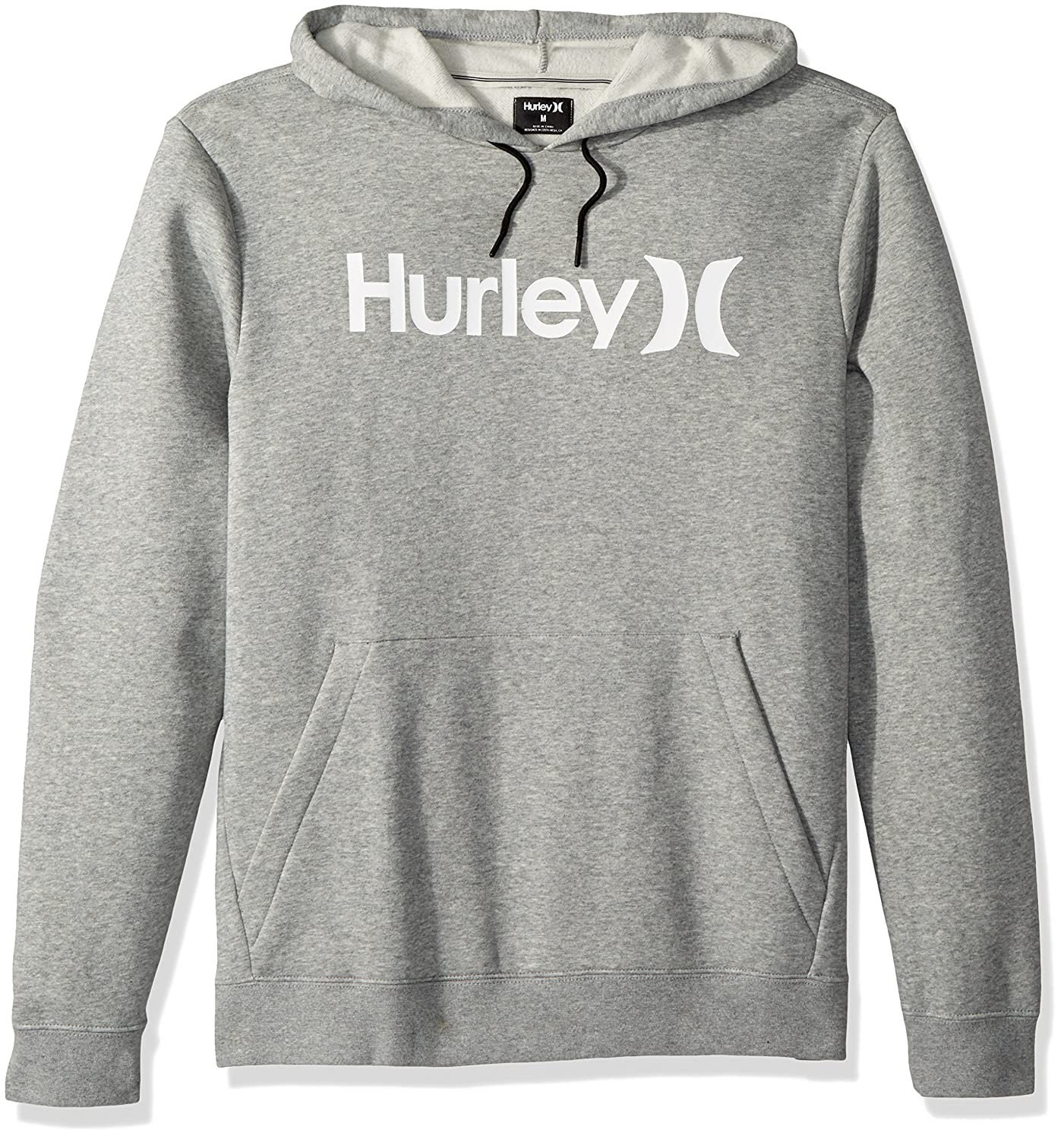 Hurley Men's Surf Check One & Only Pullover Hoodie AQ0773