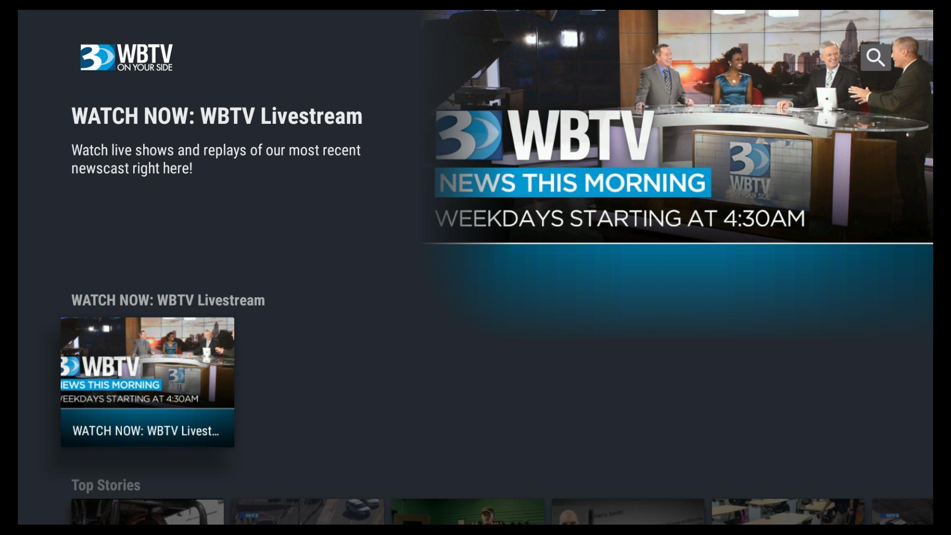 WBTV: Amazon com br: Amazon Appstore