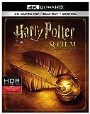 Harry Potter Collection (8pk/4K Ultra HD + Blu-ray + Digital)