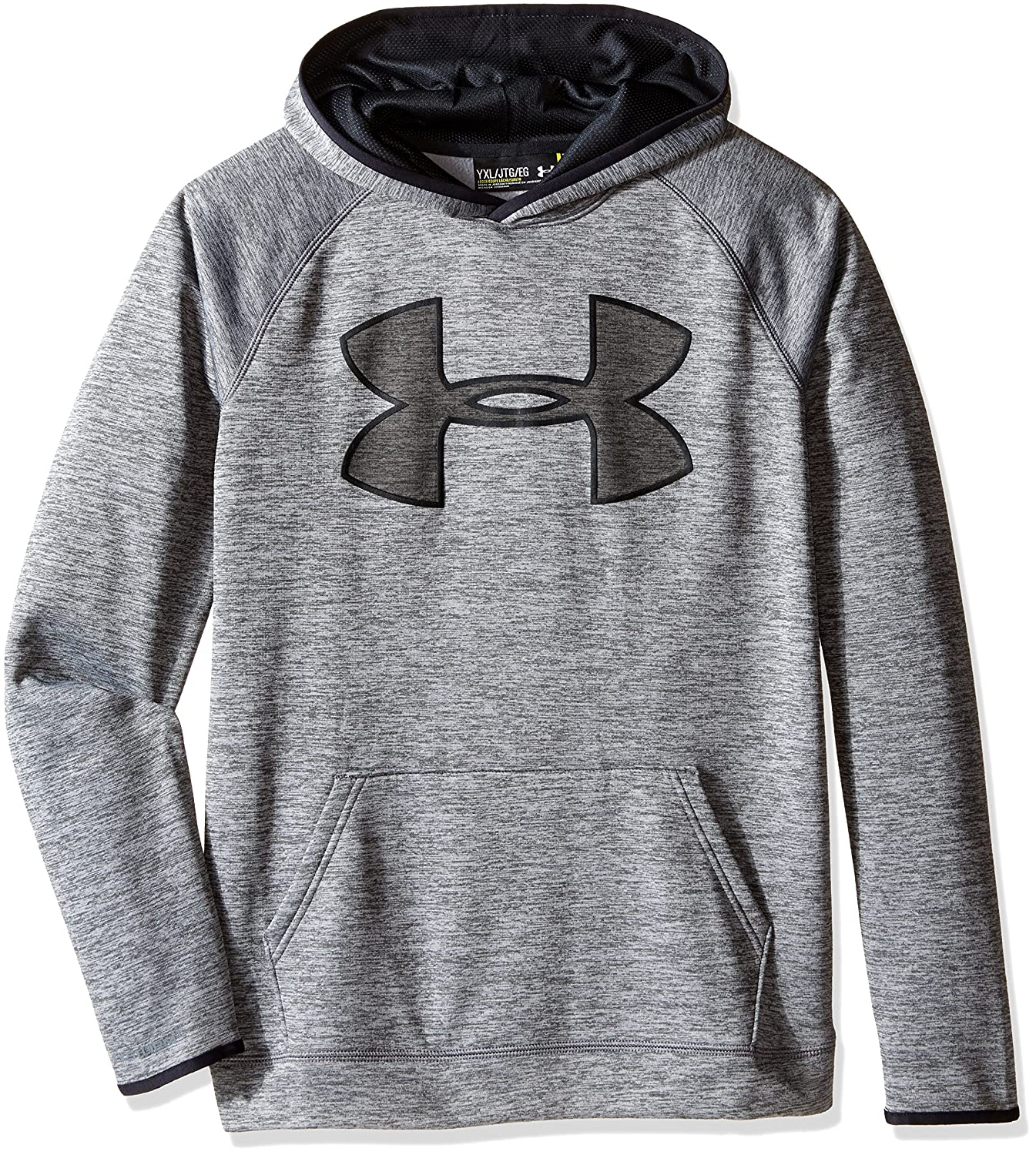 Under Armour Boys' Storm Armour Fleece Twist Highlight Hoodie Under Armour Apparel 1281028