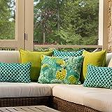 Pillow Perfect Indoor/Outdoor Hockley Corded