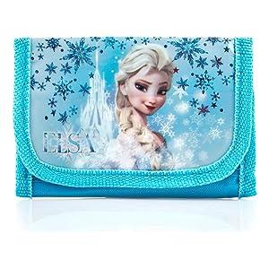 Frozen Portefeuille porte-monnaie pour enfants(13-4411TC (4950))