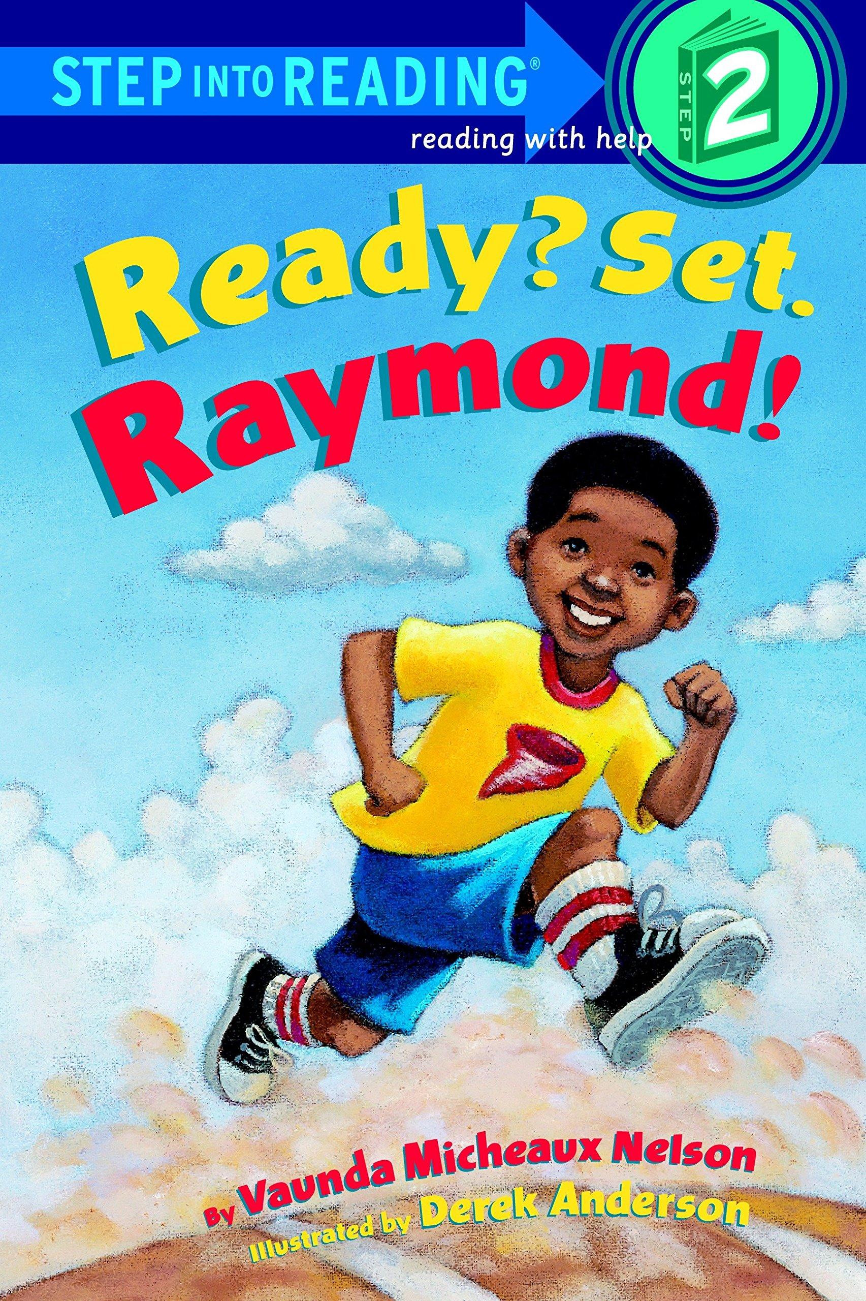 Read Online Ready? Set. Raymond! (Step-Into-Reading, Step 2) PDF