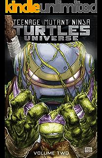 Teenage Mutant Ninja Turtles Universe Vol. 1 (English ...