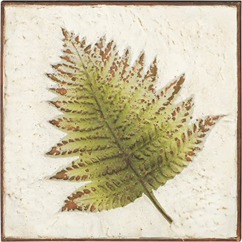 Regal Art Gift 11766 Green Fern Wall Decor 16 in. Metal WallArt