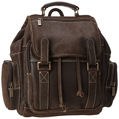 good Claire Chase Sierra Backpack, Distressed Brown, One Size