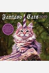 Fantasy Cats 2019: 16-Month Calendar - September 2018 through December 2019 Calendar