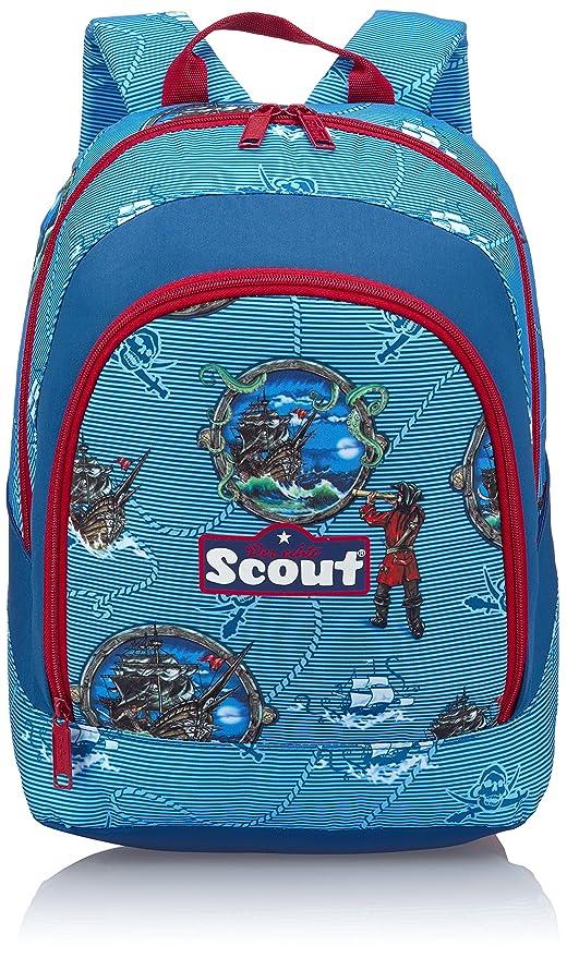 Scout Mochilas escolares 25610065700 Azul 17.0 liters