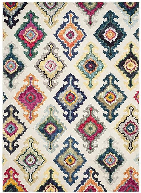 Amazon.com: Safavieh Monaco Collection MNC239A Modern ...