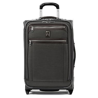 "Travelpro Platinum Elite 22"" Expandable Carry-on Rollaboard Suiter Suitcase"