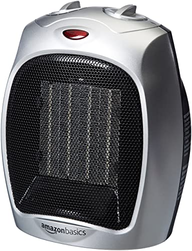 Second Best Space Heater for Apartment: AmazonBasics Heater