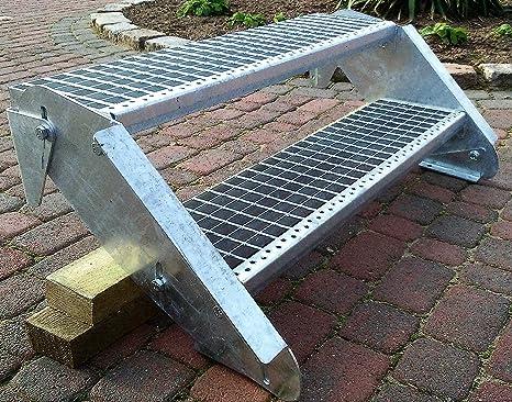 Gradini per scale esterne in ferro realizzazioni in ferro for Gradini per scale esterne