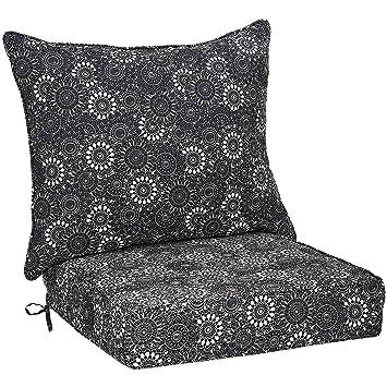 Amazon.com: AmazonBasics - Cojín para asiento, Cojín de ...