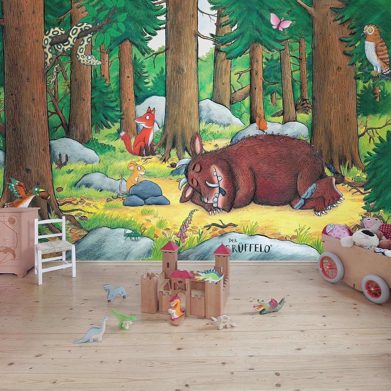 Vliestapete – Grüffelo Grüffelo – – Nap In The Forest – Wandbild breit ec877b