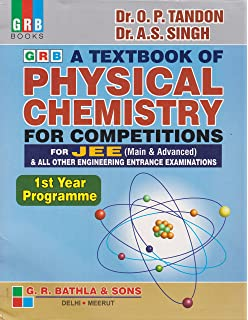 P Bahadur Physical Chemistry Ebook