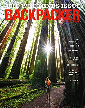 1-Year Backpacker Magazine Subscription