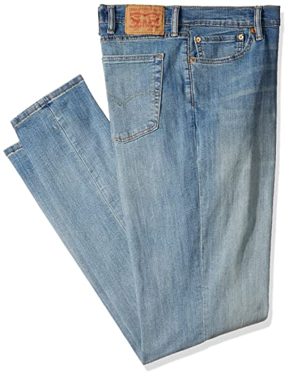 1fdefe30 Levi's Men's Big and Tall 541 Athletic Fit Jean, Lake Merrit, 48 30:  Amazon.co.uk: Clothing