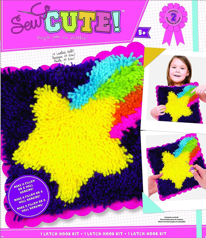 Colorbok Sew Cute Kids Craft Kit