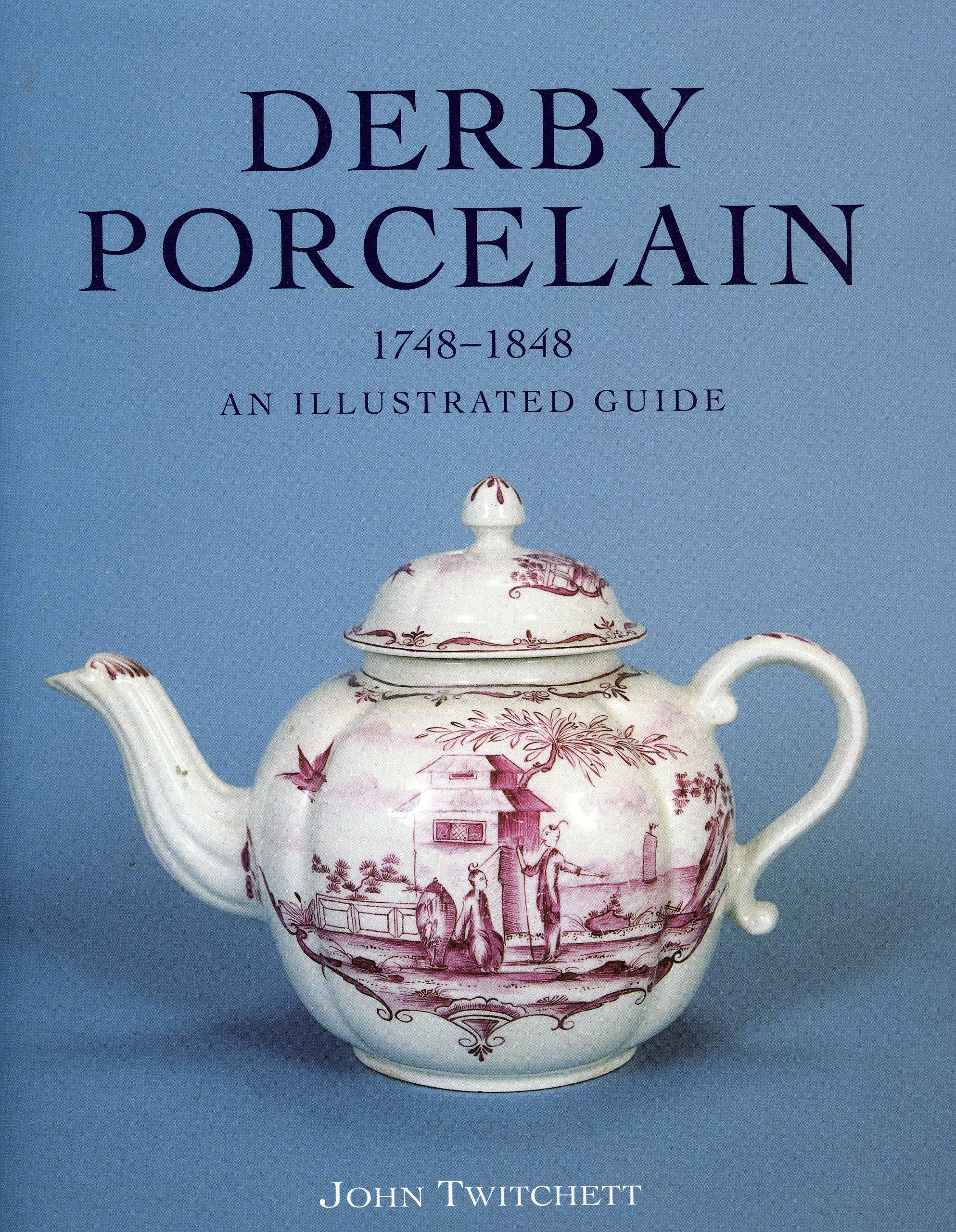 Derby Porcelain (Antique Collector's Guide)