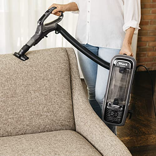 Cleaning furniture with the AZ1002