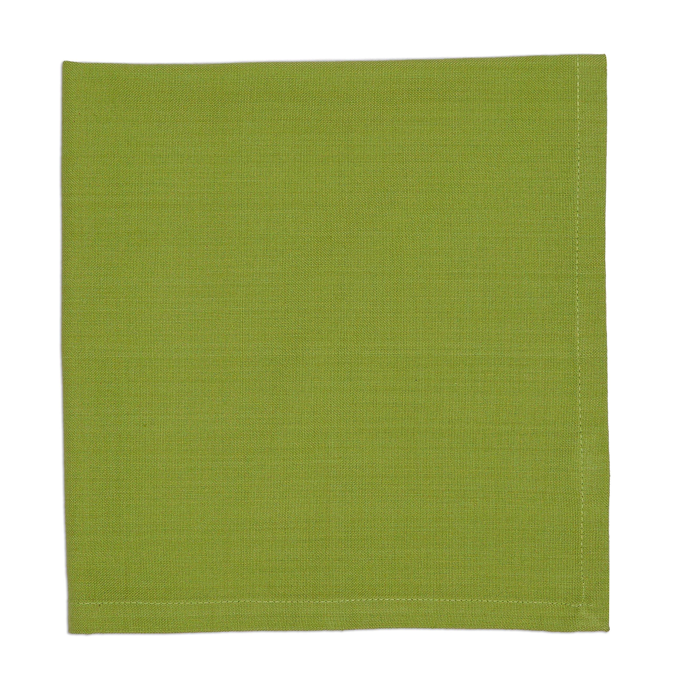 DII 100% Cotton, Oversized Basic Everyday 20x20 Napkin Set of 6, Pistachio by DII