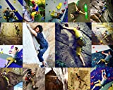 "Ucraft ""Xlite Rock Climbing, Bouldering and Yoga"
