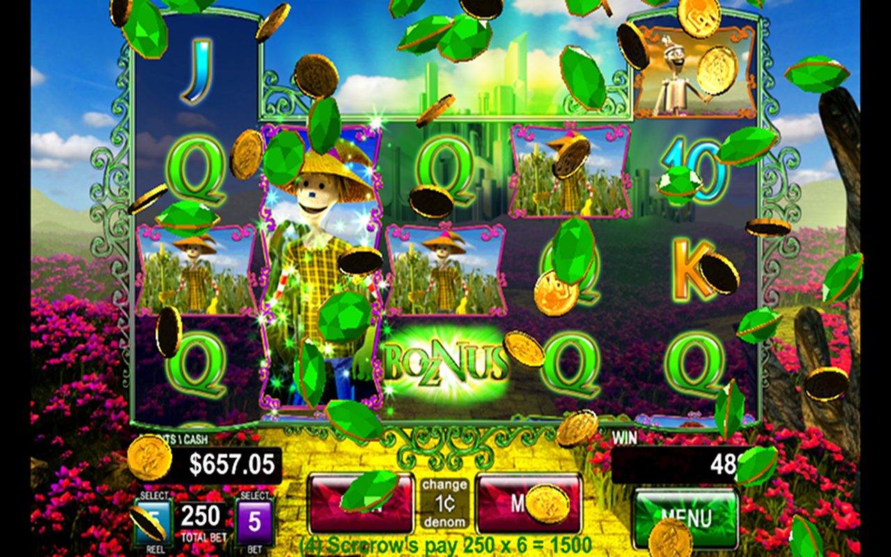 Free Slot Machines Wizard Of Oz