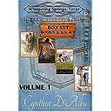 Whispering Springs, Texas Volume One: Books 1-3 + Short Story (Whispering Springs, TX)