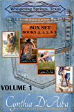 Whispering Springs, Texas Volume One: Books 1-3 + Short Story (Whispering Springs, TX)