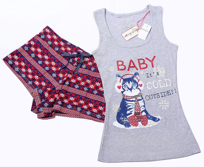 Primark - Pijama - Floral - para mujer multicolor multicolor ...