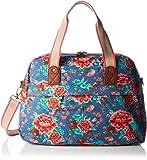 Basil Bloom Carry All Bag - Indigo Blue, 18 Litre