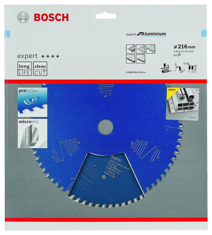 Bosch Kreissägeblatt Expert for Aluminium 235 x 30 x 2,6 mm 80